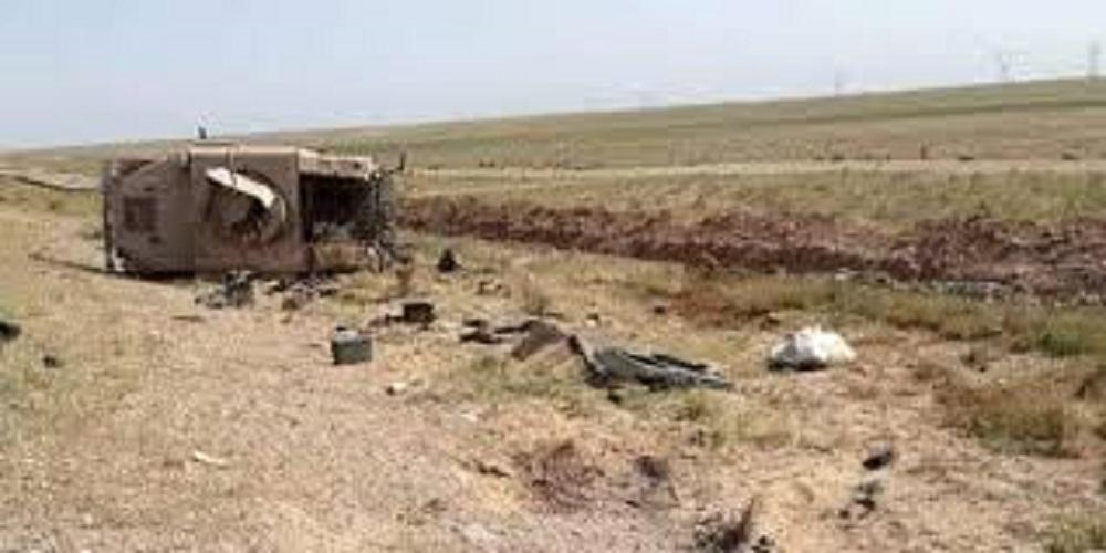 Photo of سوريا: استهداف دورية لجيش الاحتلال الأمريكي للمرة الثانية خلال أيام