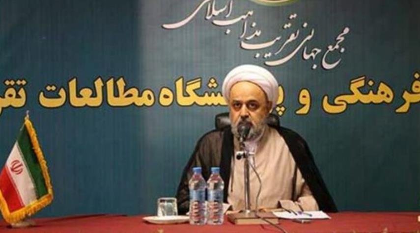 Photo of مجمع التقريب بين المذاهب الاسلامية: تأسيس الاتحاد الاسلامي يؤدي لاقتدار العالم الاسلامي