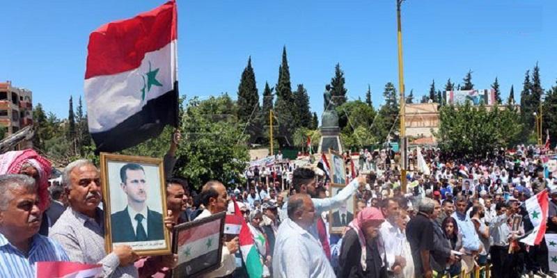 Photo of سياسات التجويع الأمريكية لن تجدي مع سورية…بقلم محمد سيد أحمد