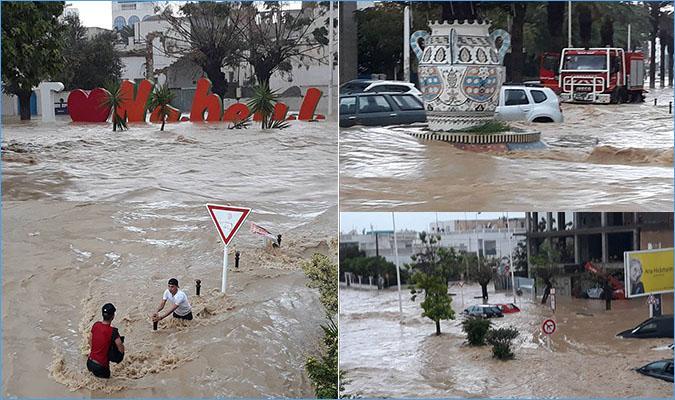 Photo of فيضانات نابل: معتمد الجهة يستولي على الهبة الصينية ويوزعها على أقاربه..