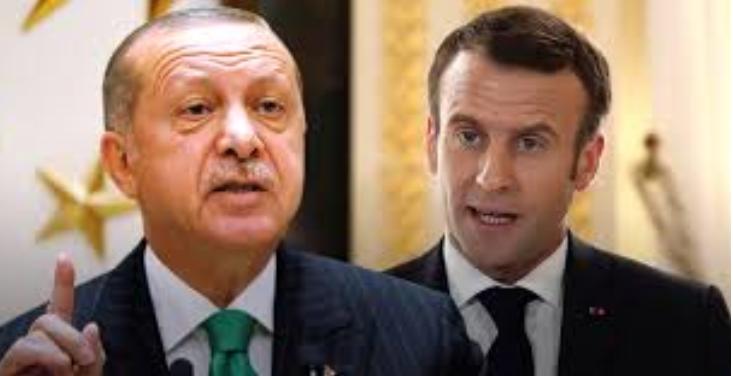 """Photo of ماكرون: """"إرهابيو تركيا في ليبيا يهدّدون أمن تونس ومصر""""…"""